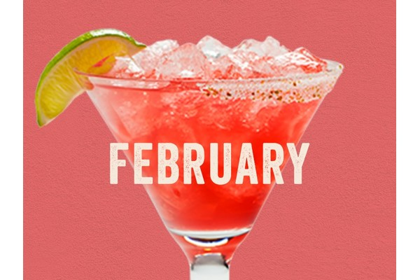 The Grand Romace - Enjoy Chili's February $5 Margarita of the month special