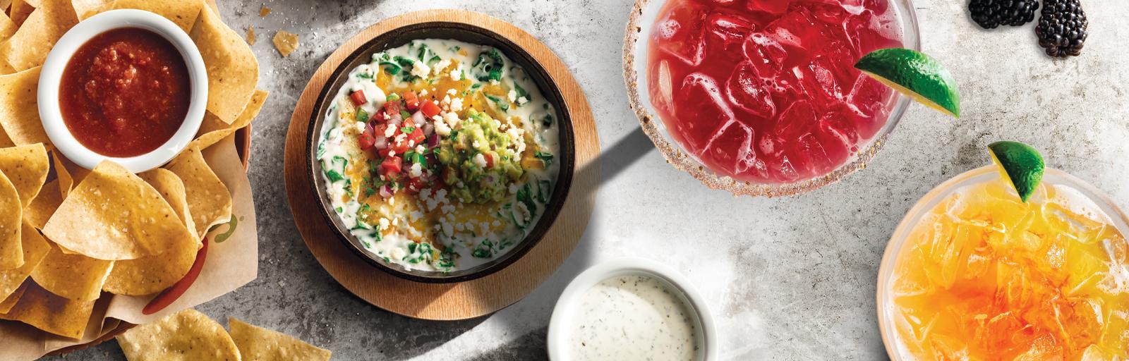 Happy Hour Restaurant Drink Specials & Food Deals   Chili's
