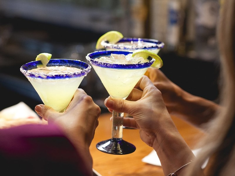 Chili's Presidente Margaritas