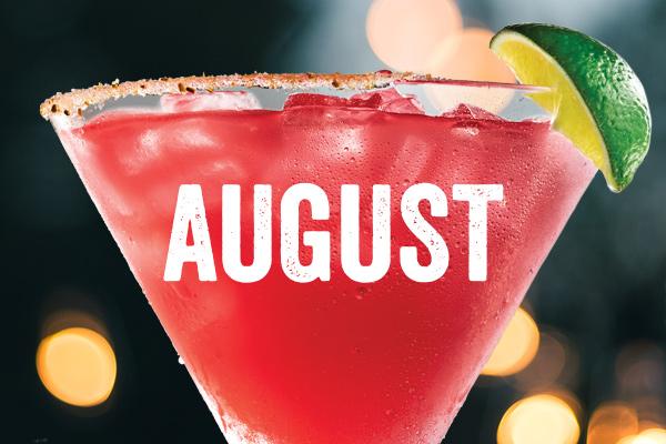 Tito's Cosmo 'Rita $5 Margarita of the Month from Chili's